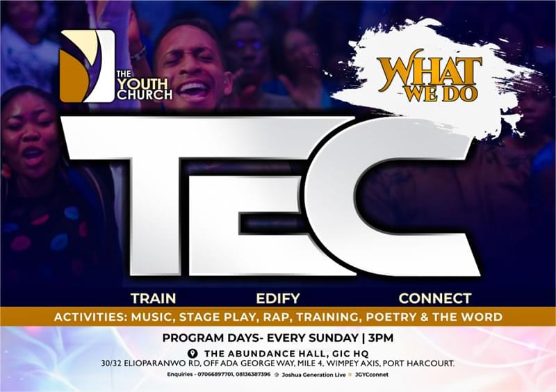TEC is What We Do
