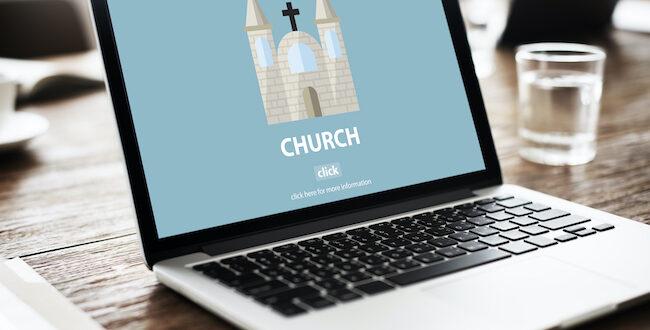 Virtual Church – Online Church Image