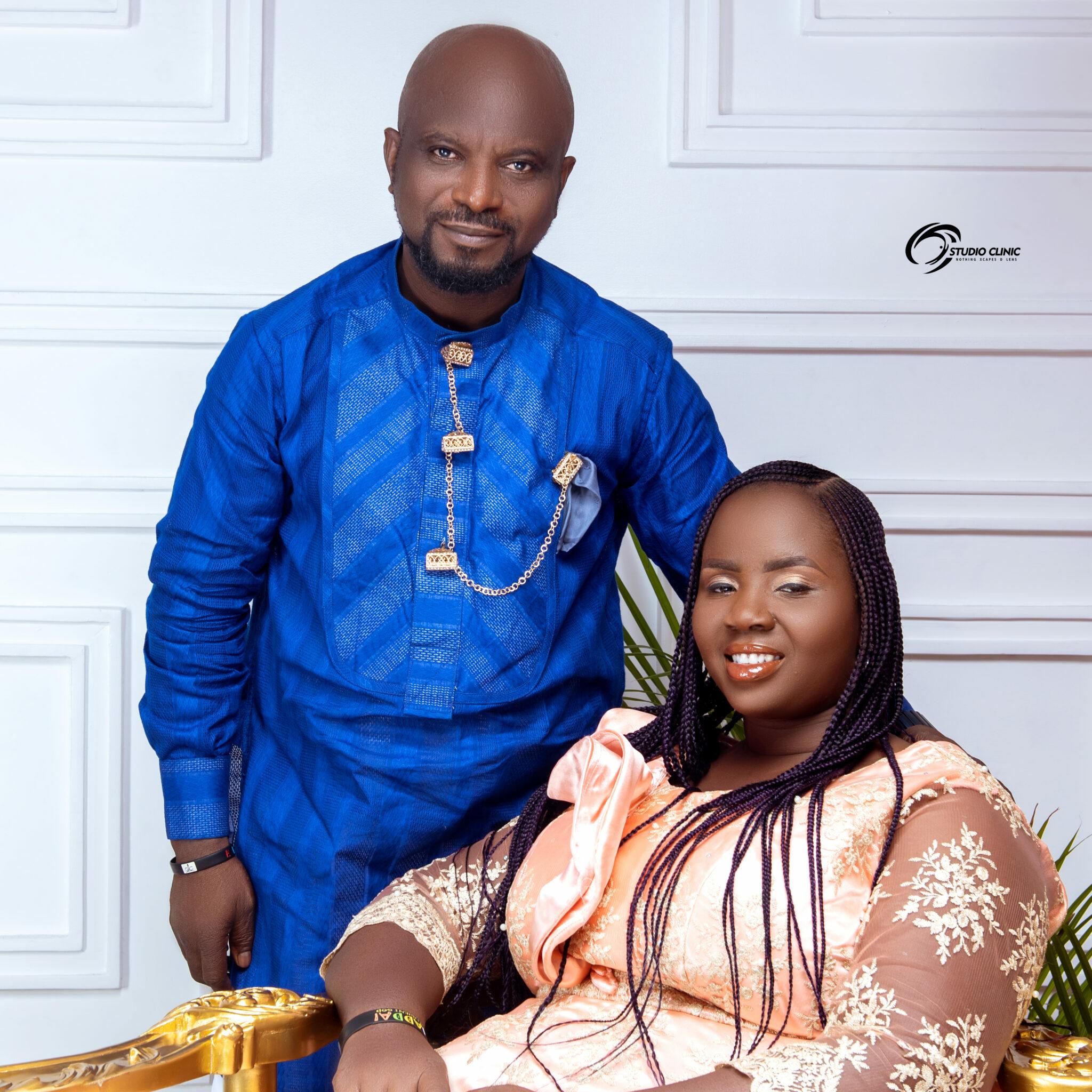 Pastor & Mrs. Joshua Chukwuemeka